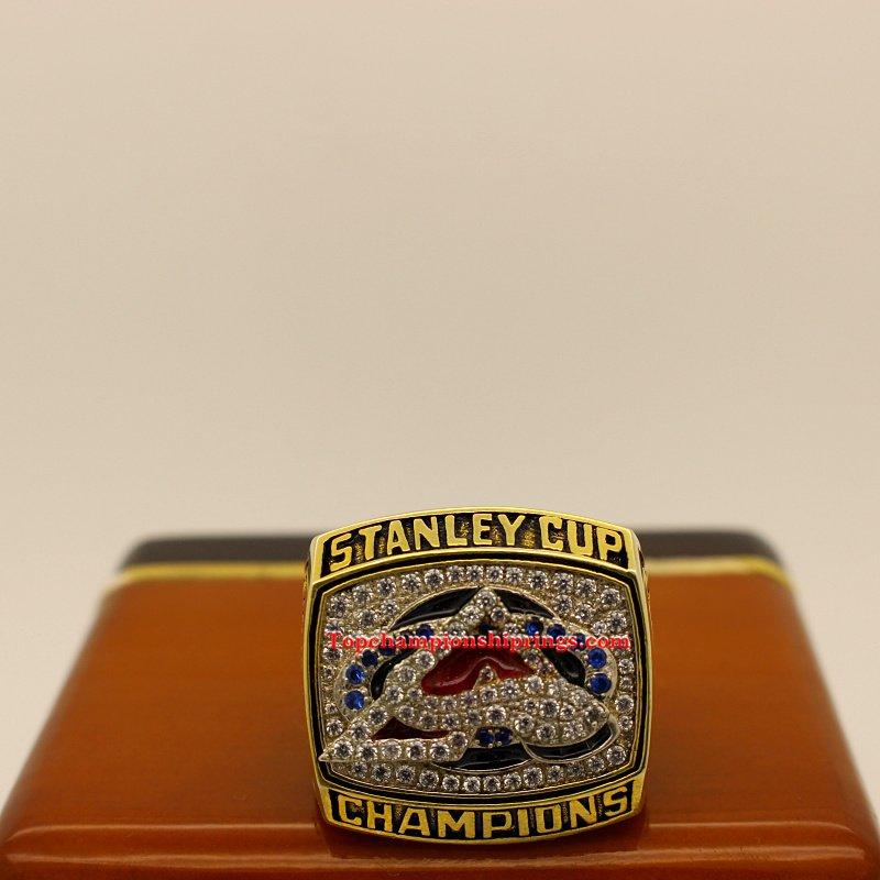 Colorado Avalanche Stanley Cup Ring