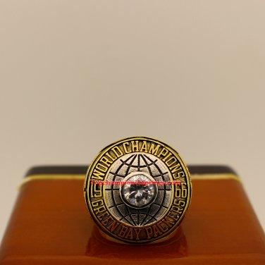 1966 Green Bay Packers Super Bowl I nfl Football Championship Ring