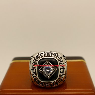 1967 Oakland Raiders AFL nfl Football Championship Ring
