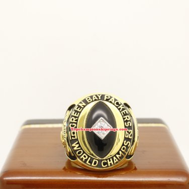 1962 Green Bay Packers NFL Super Bowl Football Championship Ring