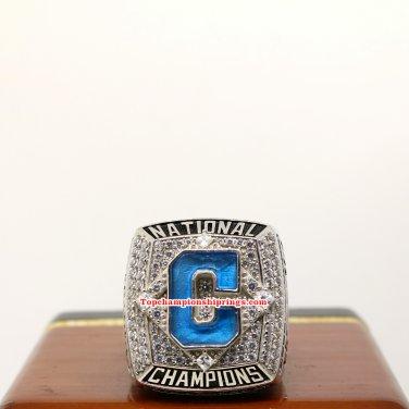 2016 Coastal Carolina Chanticleers Baseball National Championship Ring