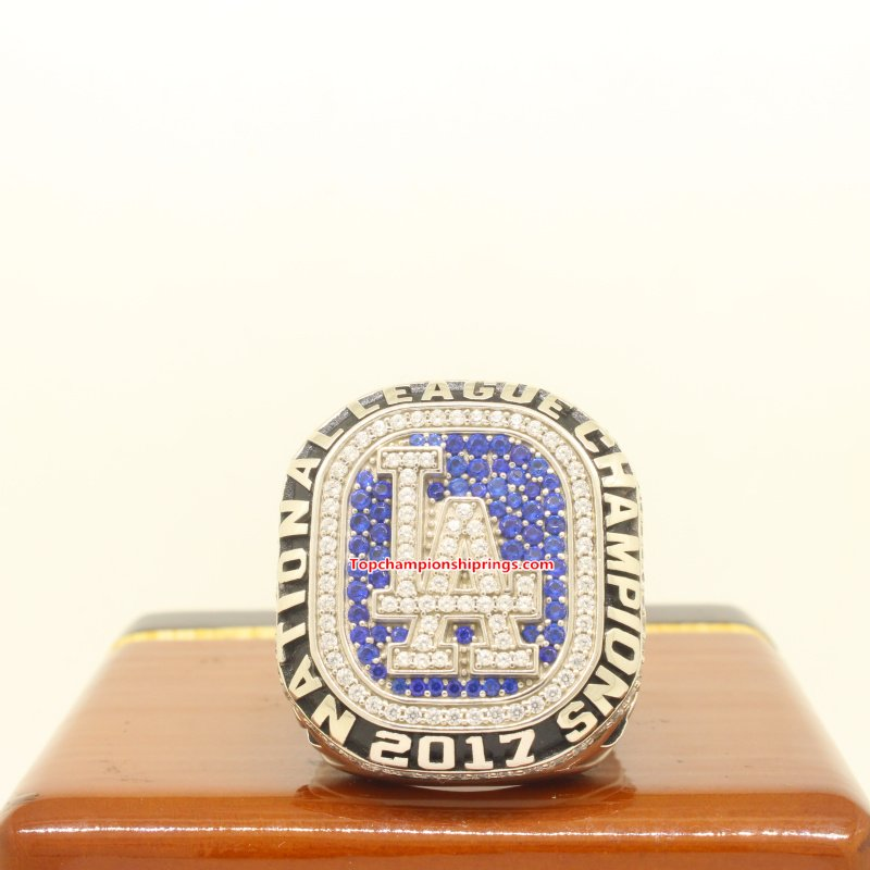 2017 Los Angeles Dodgers Nl Championship Ring