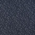 "54"""" E583 Blue, Grassy Meadow Jacquard Woven Upholstery Grade Fabric By The Yard"