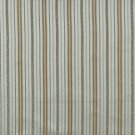 """54"""""""" E607, Striped Light Blue And Gold Damask Upholstery And Window Treatment Fabric By The Yard"""