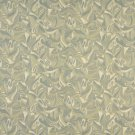 "54"""" Wide F339 Green, Blue And Ivory, Abstract Contemporary Upholstery Grade Fabric By The Yard"