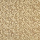 "54"""" Wide F340 Gold, Brown And Ivory, Abstract Upholstery Grade Fabric By The Yard"
