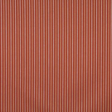"54"""" F753 Orange, Striped Heavy Duty Crypton Commercial Grade Upholstery Fabric By The Yard"