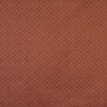 """54"""""""" F761 Dark Red Gold Geometric Heavy Duty Crypton Commercial Grade Upholstery Fabric By The Yard"""