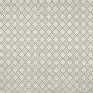 "54"""" Wide F582 Light Blue Ivory Green Gold Diamond Damask Upholstery Drapery Grade Fabric By The Yar"