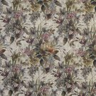 """54"""""""" Wide J121 Blue, Pink And Green, Floral Tapestry Upholstery Fabric By The Yard"""