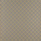 "54"""" Wide D304, Blue And Gold Fan Jacquard Woven Upholstery Fabric By The Yard"