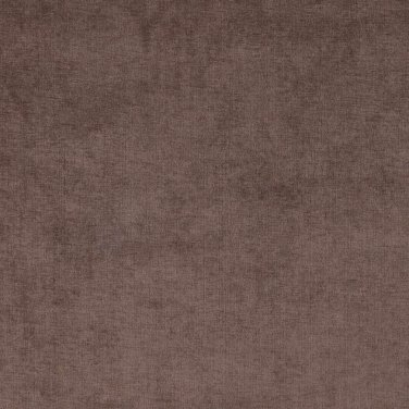 "54"""" Wide D235 Brown, Solid Woven Velvet Upholstery Fabric By The Yard From Microtex"