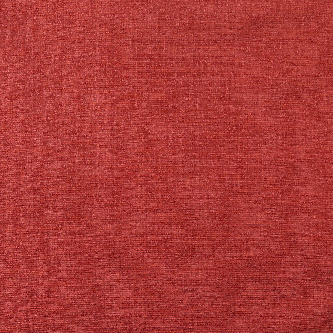 C132 Spice Red Textured Solid Jacquard Linen Look