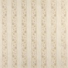 "54"""" Wide K0013D Ivory Embroidered Striped Floral Brocade Upholstery Fabric By The Yard"