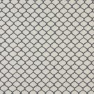 """54"""""""" Wide K0005B Cadet Blue Off White Modern Geometric Designer Quality Upholstery Fabric By The Yar"""