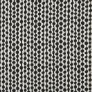 """54"""""""" Wide K0010G Midnight Off White Circle Striped Designer Quality Upholstery Fabric By The Yard"""
