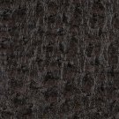 """54"""""""" Wide G236 Brown, Textured Faux Ostrich Upholstery Vinyl By The Yard"""