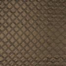 G351 Bronze, Shiny Metallic Diamonds Upholstery Faux Leather By The Yard