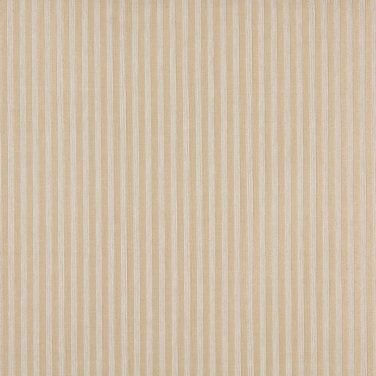 A130 Beige And Ivory Two Toned Stripe Upholstery Fabric By The Yard | Width: 54""""