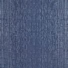 """K0102B Navy Two Toned Cross Stitch Metallic Sheen Upholstery Fabric By The Yard 