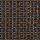 A414 Black And Tan Elegant Diamond And Lines Upholstery Fabric By The Yard | Width: 54""""