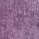 """K0151O Purple Textured Alligator Shiny Woven Velvet Upholstery Fabric By The Yard 