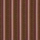 A368 Contemporary Red Pink Brown Striped Tweed Textured Metallic Upholstery Fabric By The Yard