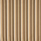 """F473 Brown and Beige Striped Woven Upholstery Fabric By The Yard 