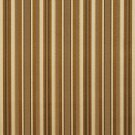 U0230A Gold And Brown Shiny Thin Striped Silk Satin Look Upholstery Fabric By The Yard