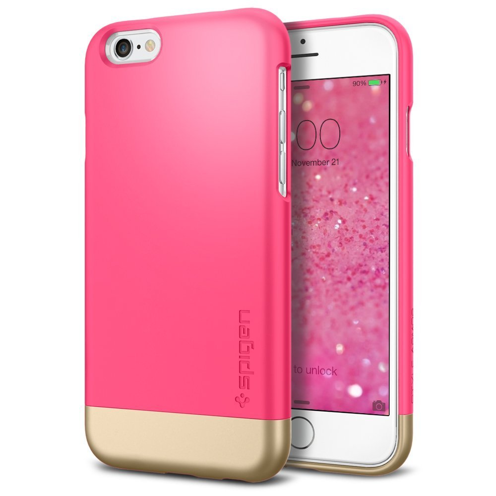 Baby Pink Iphone Case