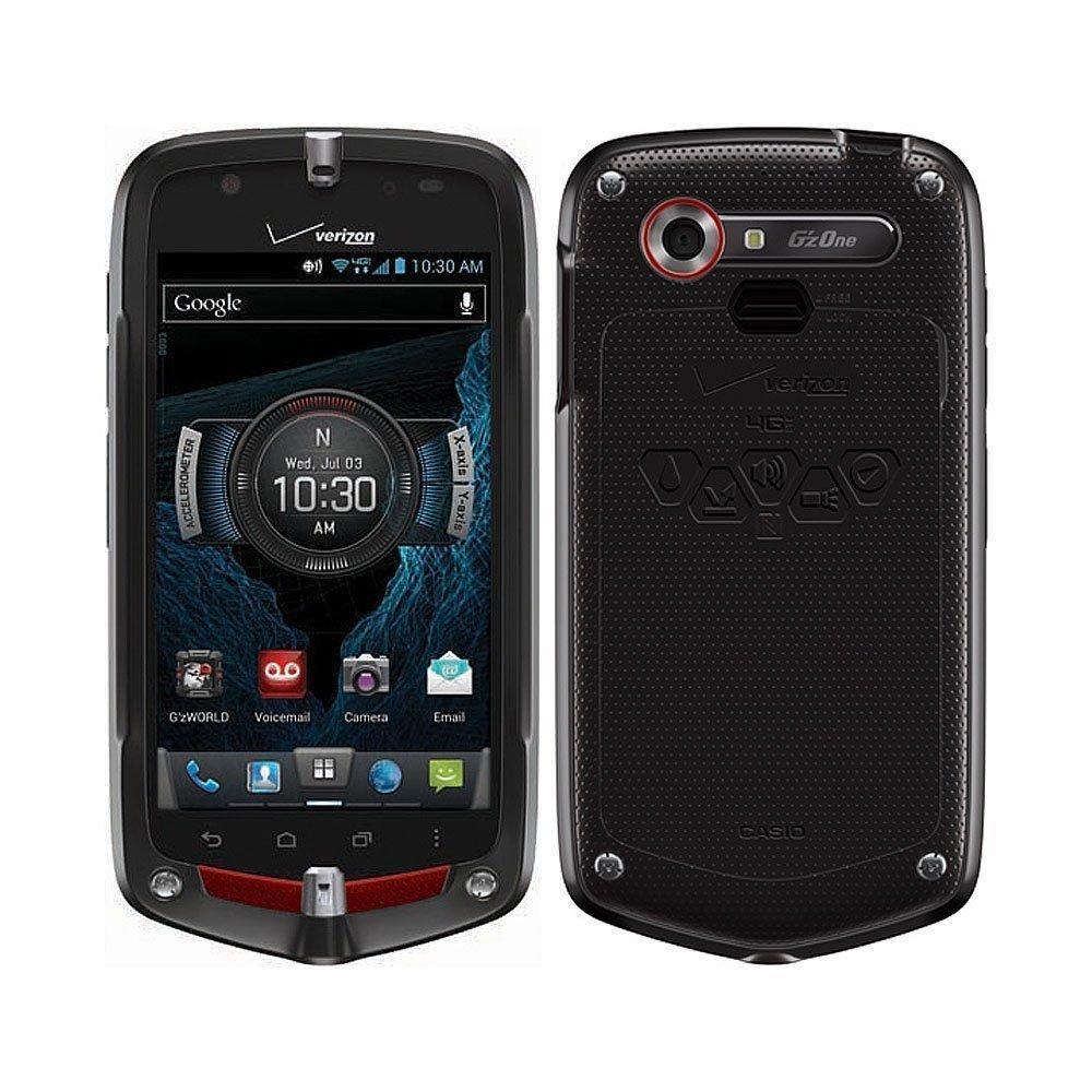Casio G'zOne Commando C811 16GB Verizon Wireless 4G LTE ...