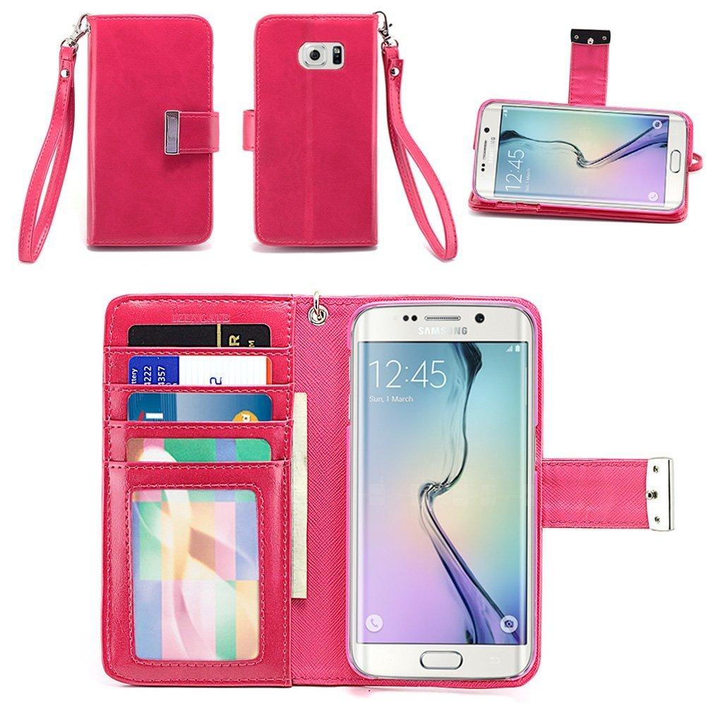 samsung galaxy s6 flip case pink