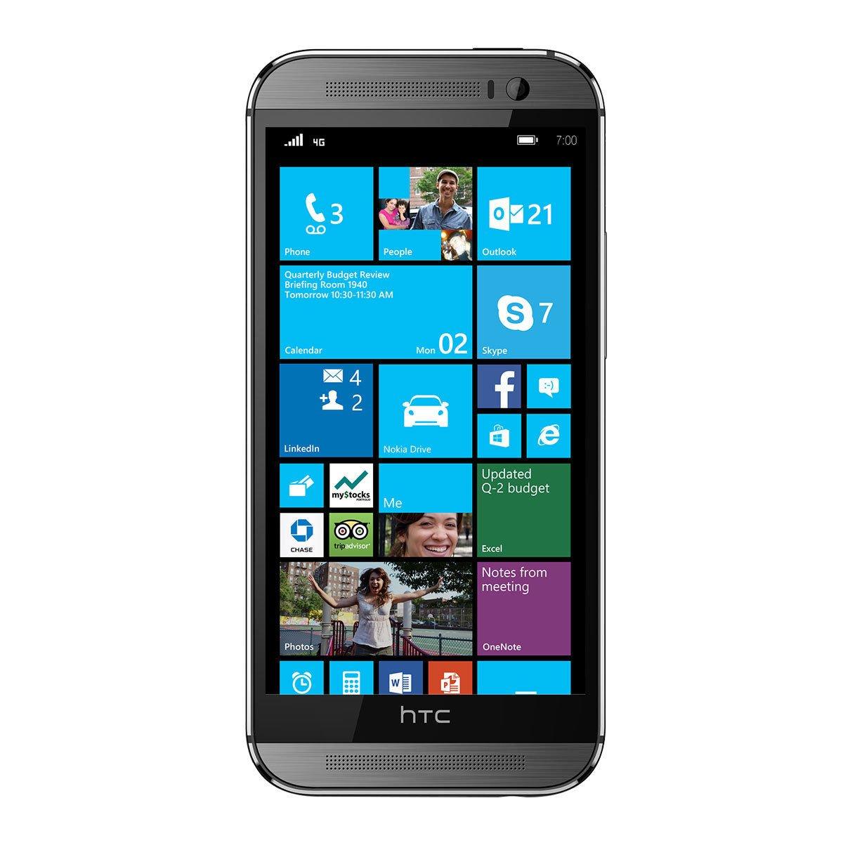 HTC 6995 One M8 32GB Verizon Wireless 4G LTE Windows ...