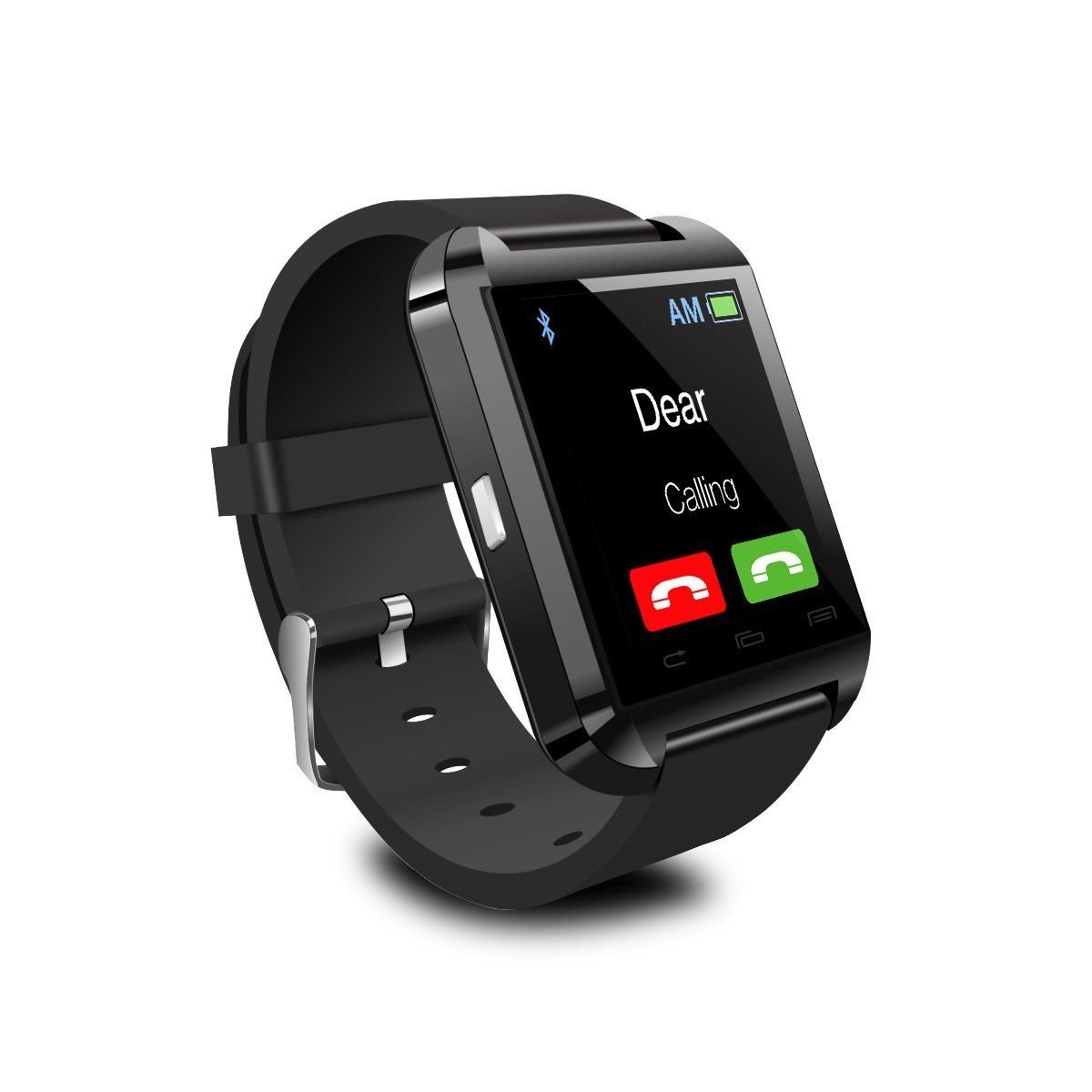 iphone smart watches u8 black bluetooth smart sport phone mate for htc 12327