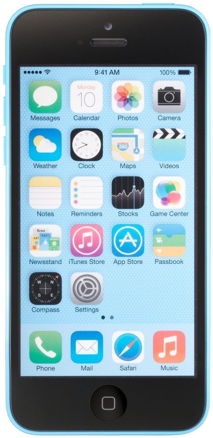 straight talk iphone 5c apple iphone 5c 16gb talk amp unlocked blue 2555