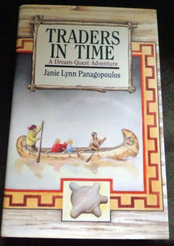 """Autographed Copy of """"Traders In Time"""" by Janie Lynn Panagopoulos"""