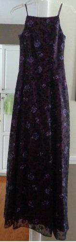 Dark Purple Prom Dress From Von Maur, Size 0