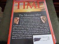 Time Magazine Back Issue Nov 1, 2004