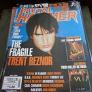 Metal Hammer Magazine Back Issue July 2000 Nine Inch Nails