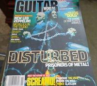 Guitar World - November, 2002 Back Issue