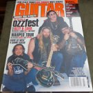 Guitar World Back Issue July 2002 (Ozzfest Special Issue)