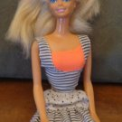 Vintage Barbie Doll - Circa Late 1980s-Very Early 1990s