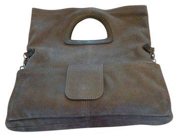 Berge Leather/suade Handbag Shoulder Bag