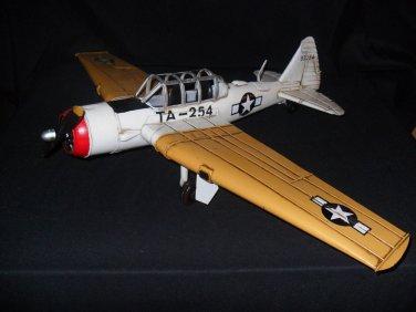 """Tin American War Plane """"TA 254"""""""