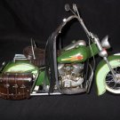Tin Hand Crafted Motorcycle
