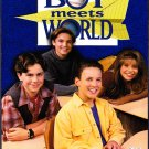 Boy Meets World - Complete 2nd Season DVD 2004, 3-Disc Set - Like New