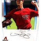 Thomas Layne - Diamond Backs 2011 Bowman Baseball Trading Card #BP19