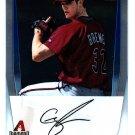 Charles Brewer - Diamond Backs 2011 Crome Baseball Trading Card #BCP12