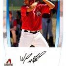 Wagner Mateo - Diamond Backs 2011 Bowman Baseball Trading Card #BP88