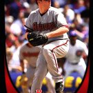 Ian Kennedy - Diamond Backs 2011 Bowman Baseball Trading Card #185